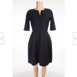 DICE KAYEK Full Shaped Pleated Skirt Dress 40 US M